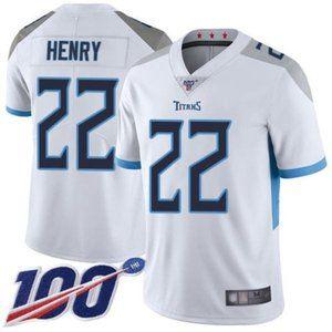 Tennessee Titans Derrick Henry 100th Season Jersey